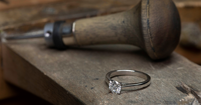 Created for Love: The Hamilton & Inches Engagement Collection