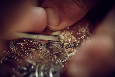 Jewellery Engraving in Edinburgh