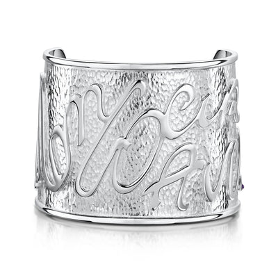 Moncouer Avez Cuff in Sterling Silver - Hamilton & Inches