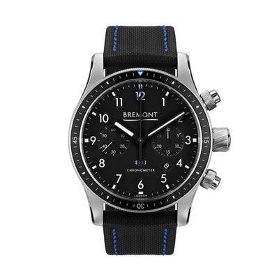 Pre-Owned Bremont Boeing Model 247 in Stainless Steel - Hamilton & Inches