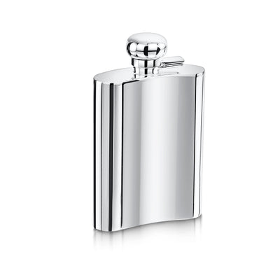 Hip Flask in Sterling Silver - Hamilton & Inches