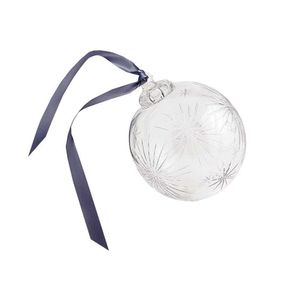 Star Burst Christmas Bauble-Hamilton & Inches