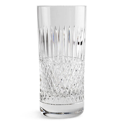 Cumbria Crystal H&I Thistle Large Highball Glass-Hamilton & Inches