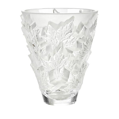 Lalique Champs-Elysees Small Vase-Hamilton & Inches