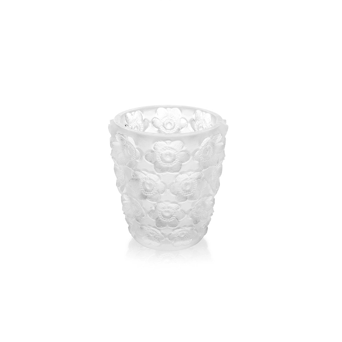 Lalique Anemones Votive-Hamilton & Inches