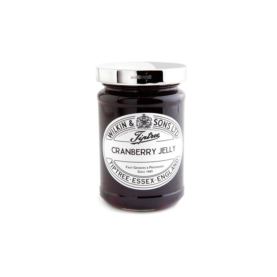 Sterling Silver Wilkin & Sons Cranberry Jelly Jar Lid - Hamilton & Inches