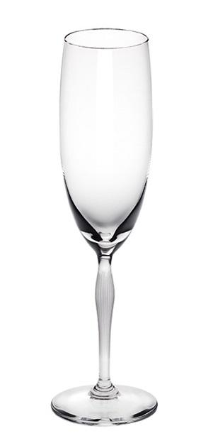 Lalique 100 Points Champagne Glass - Hamilton & Inches