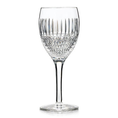 Cumbria Crystal Thistle Cut Lage Wine Glass - Hamilton & Inches