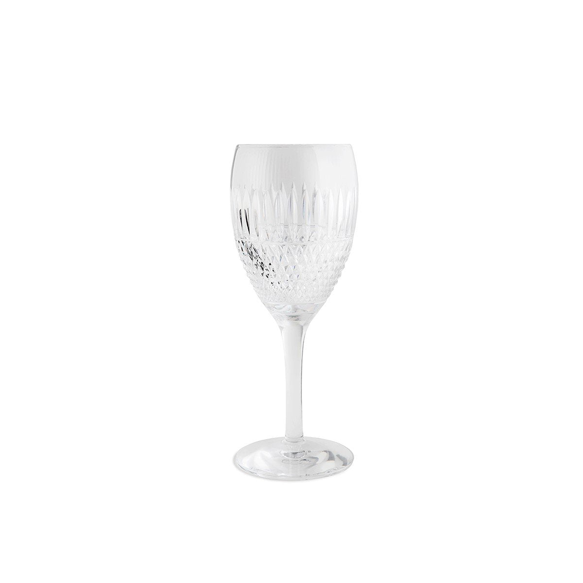 Cumbria Crystal and H&I Thistle Cut Port Glass-Hamilton & Inches