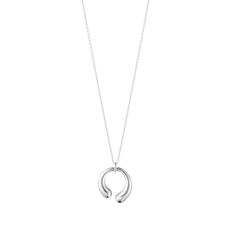 Georg Jensen Mercy Sterling Silver Pendant-Hamilton & Inches