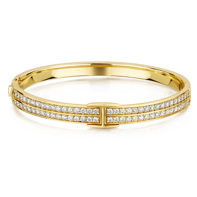 Hamilton & Inches Signature In 18ct Yellow Gold-Hamilton & Inches