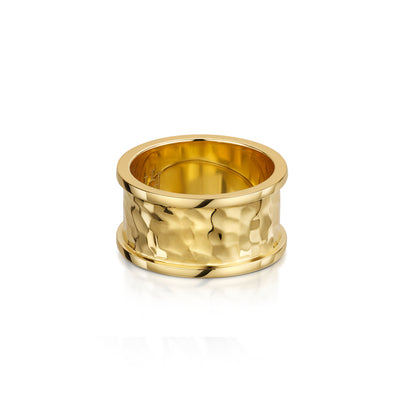 H&I Duke Ring in 18ct Yellow Gold-Hamilton & Inches