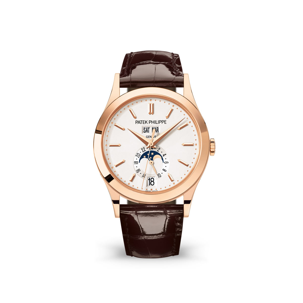 Patek Philippe Complications (Annual Calendar) - Hamilton & Inches
