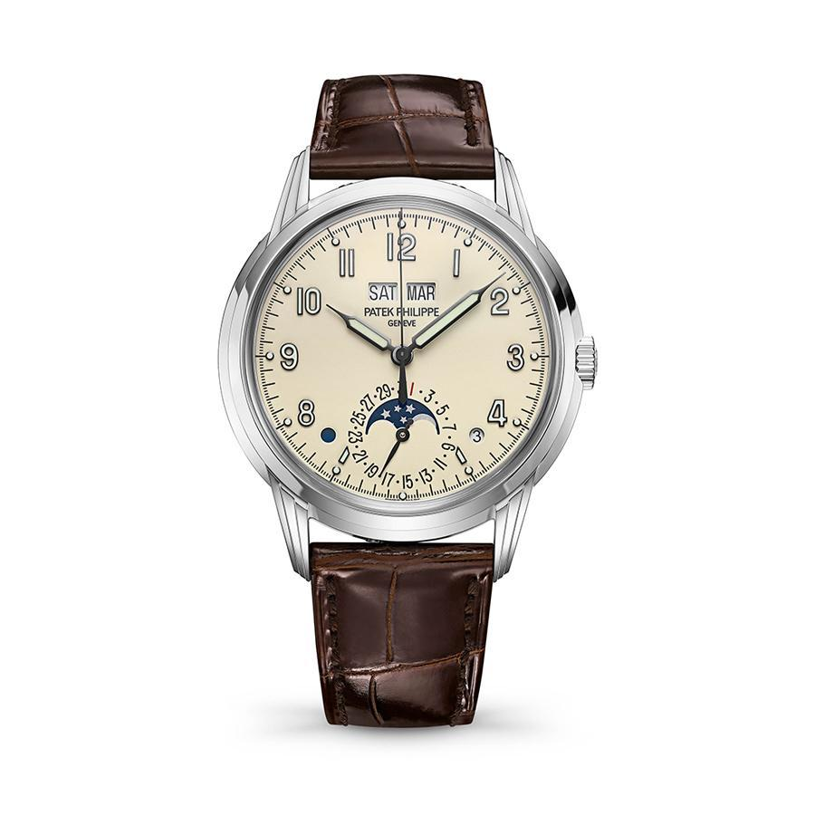 Patek Philippe Grand Complications (Perpetual Calendar) - Hamilton & Inches