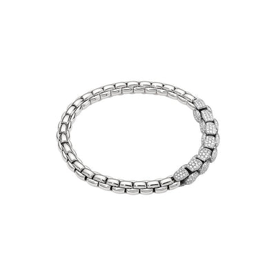 FOPE Mialuce Bracelet in White Gold-Hamilton & Inches