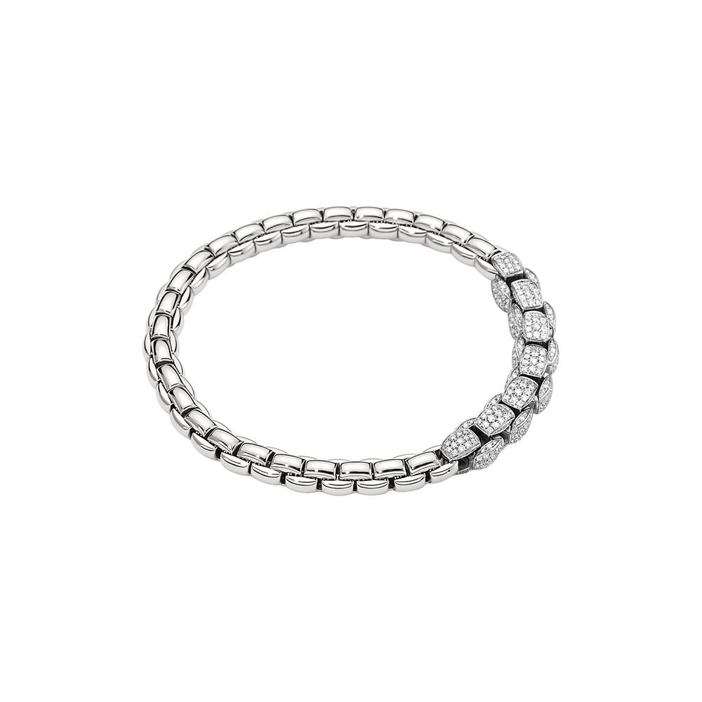 FOPE Mialuce Bracelet in White Gold - Hamilton & Inches