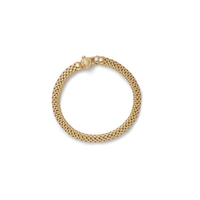 Fope Meridiani Bracelet in Yellow Gold-Hamilton & Inches