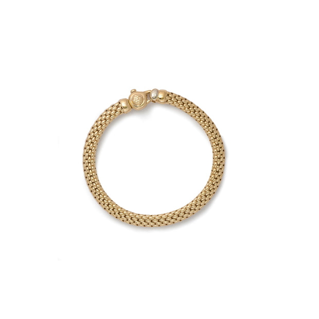 Fope Meridiani Bracelet in Yellow Gold - Hamilton & Inches
