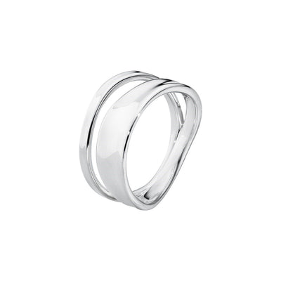Georg Jensen Marcia Ring in Sterling Silver - Hamilton & Inches
