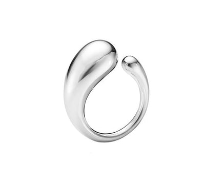 Georg Jensen Mercy Ring in Sterling Silver - Hamilton & Inches
