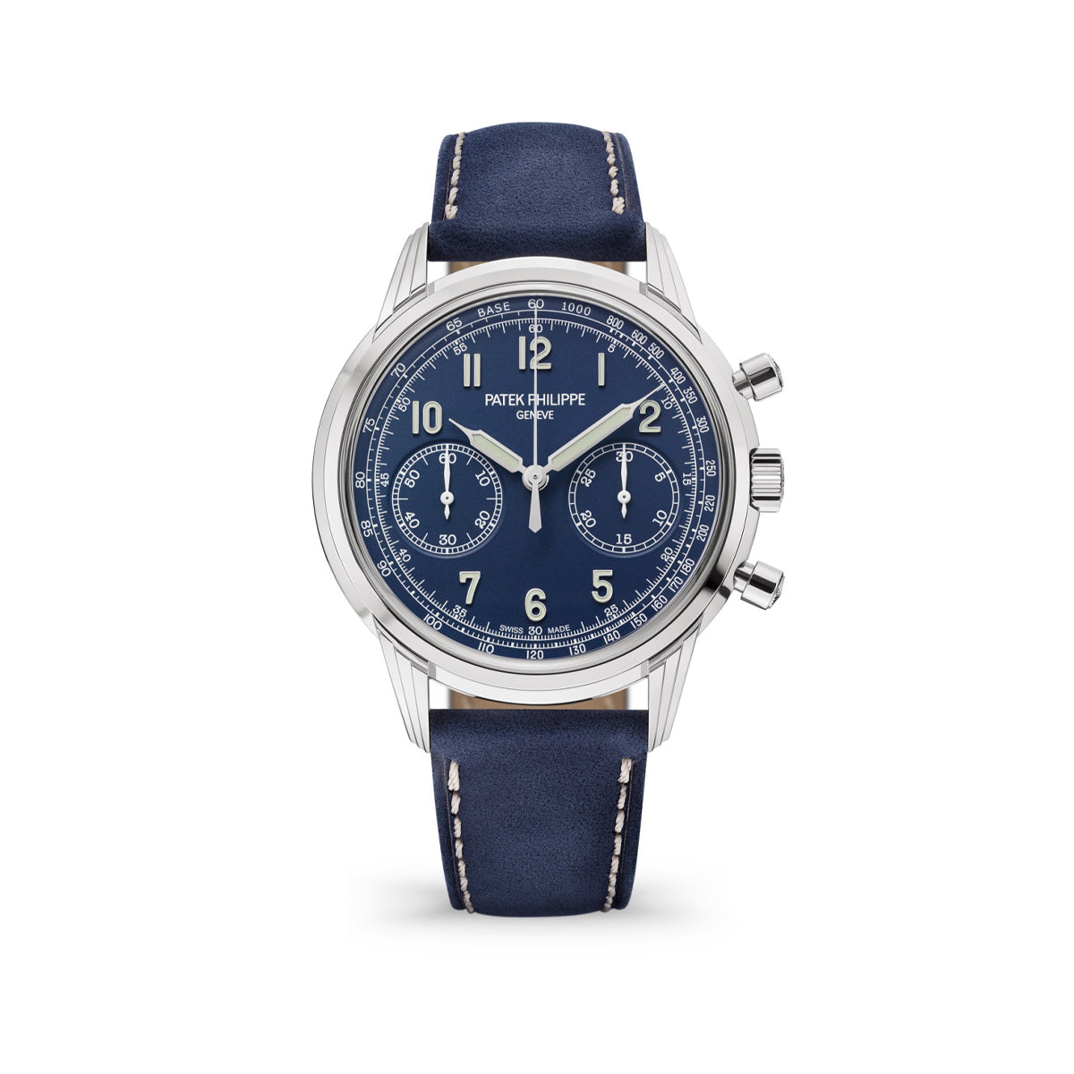Patek Philippe Complications in White Gold - Hamilton & Inches