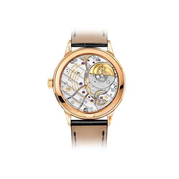 Patek Philippe Complications in 18ct Rose Gold-Hamilton & Inches