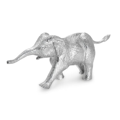Britannia Silver Walking Elephant - Hamilton & Inches