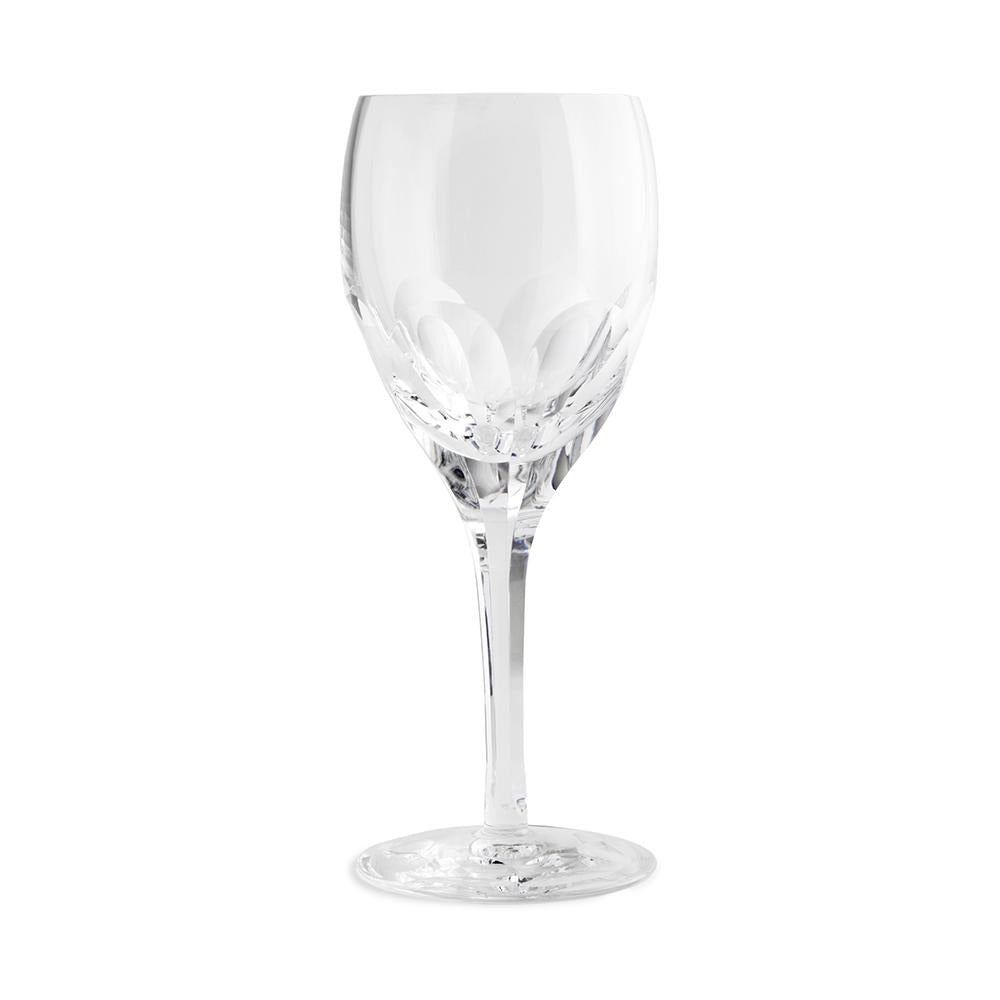 Cumbria Crystal Windermere Cut Monaco Goblet-Hamilton & Inches