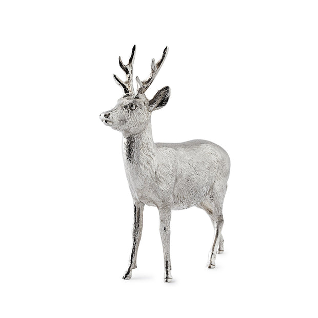 Sterling Silver Roe Buck - Hamilton & Inches