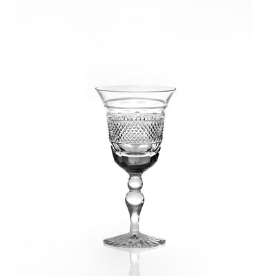 Cumbria Crystal Grasmere Cut Port Glass-Hamilton & Inches