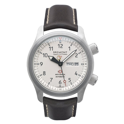 Pre-Owned Bremont MBII White/Anthracite - Hamilton & Inches