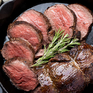 Brown Butter Beef Tenderloin