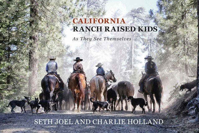 California Ranch Raised Kids Book