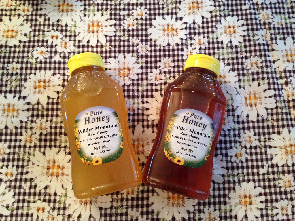 Wilder Mtn. Honey