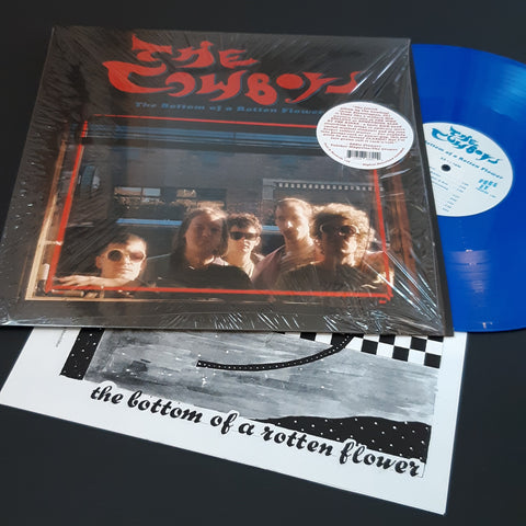 "Cowboys, The ""The Bottom of a Rotten Flower"" LP *Opaque Blue vinyl third pressing*"