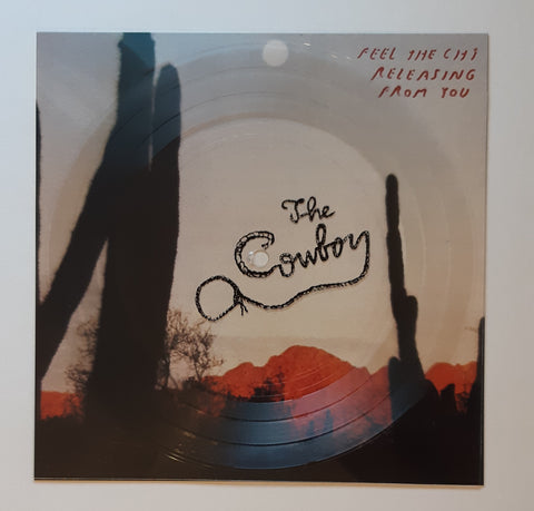"Cowboy, The ""Feel the Chi Releasing from You"" 7"" Flexi"