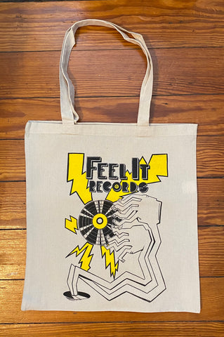 Feel It - Fall 2020 design Canvas tote bag