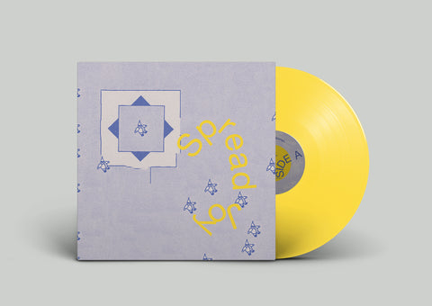 "Spread Joy ""Spread Joy"" LP *Preorder: Lemon Drop vinyl*"