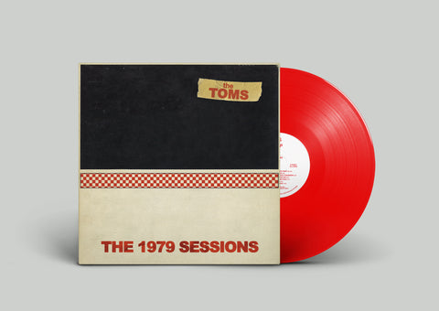 "Toms, The ""The 1979 Sessions"" LP *Preorder: Red vinyl*"