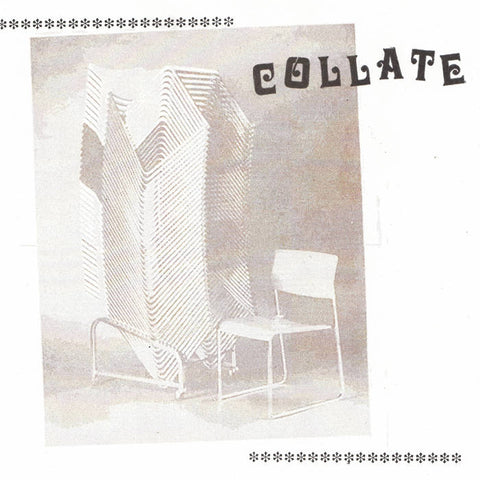 "Collate ""Medicine b/w Genesis Fatigue"" 7"""