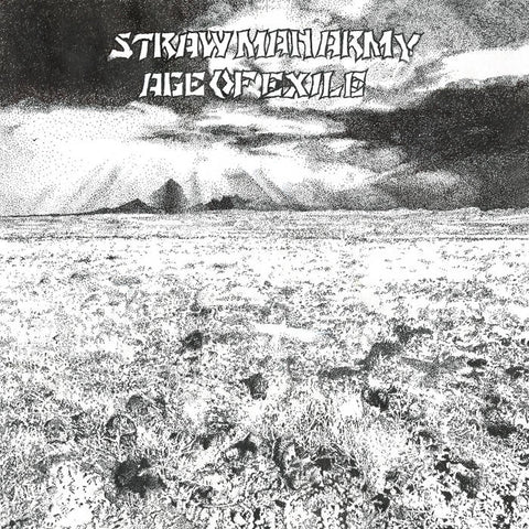 "Straw Man Army ""Age of Exile"" LP"