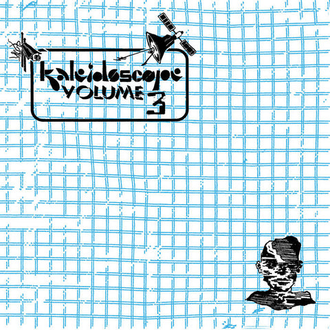 "Kaleidoscope ""Volume 3"" 12"""