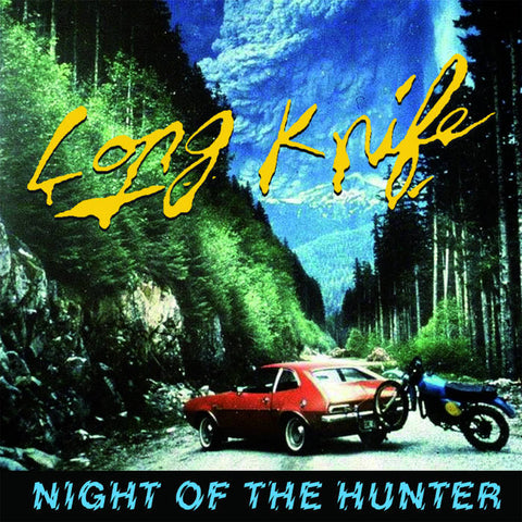 "Long Knife ""Night of the Hunter b/w Rough Liver"" 7"""