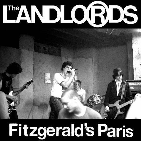"Landlords, The ""Fitzgerald's Paris"" LP"