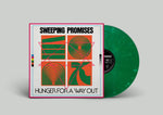 "Sweeping Promises ""Hunger for a Way Out"" LP *Preorder Green w/ white swirl vinyl*"