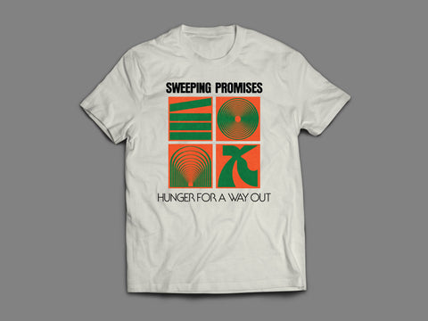"Sweeping Promises ""Hunger for a Way Out"" T-shirt *Preorder*"