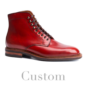 101637 -  BROWN SHELL CORDOVAN - E