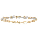 Oceana Diamond Bangle