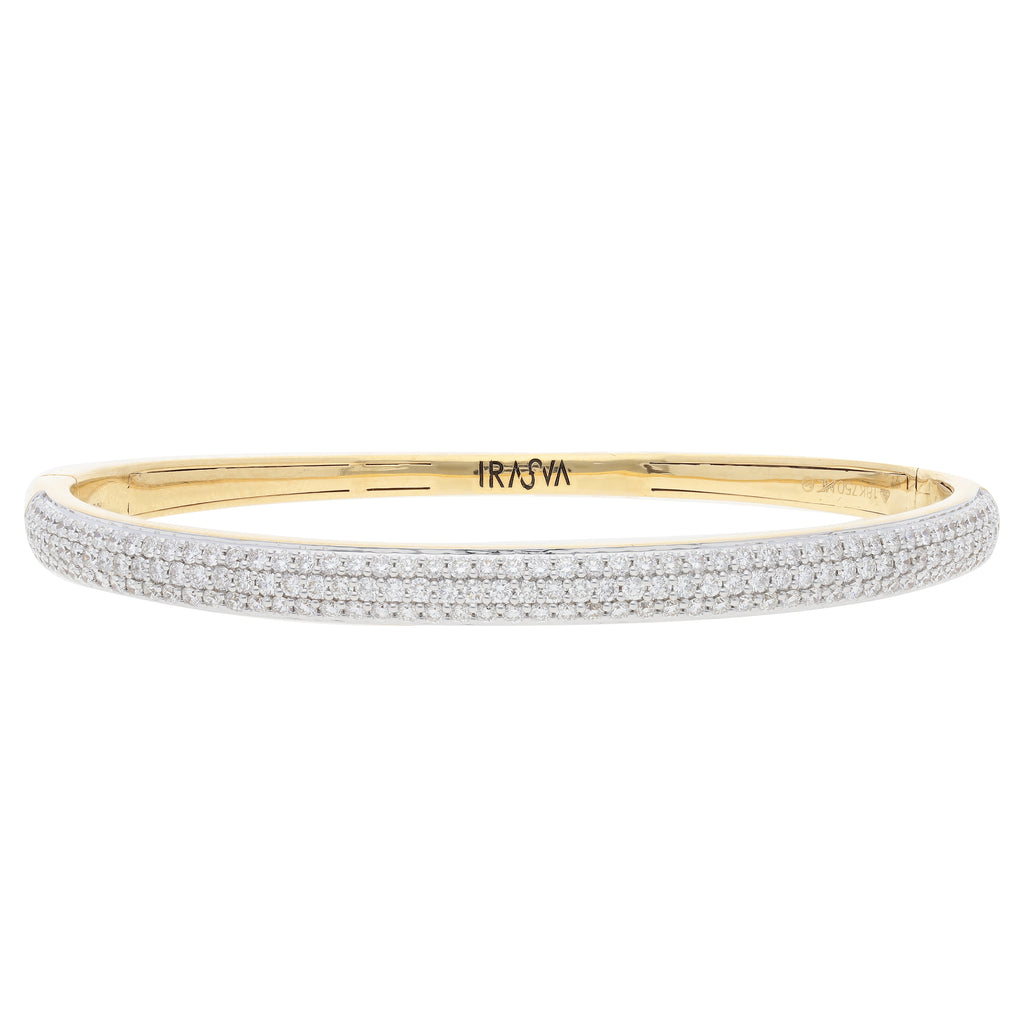 Salire Diamond Bangle