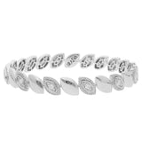 Contrira Diamond Bangle
